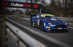 TF Sport at Oulton Park