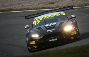 TF Sport set for British GT Rockingham challenge