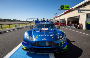 A new era for TF Sport in the FIA World Endurance Championship