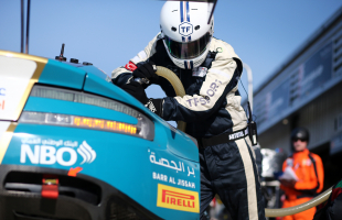 Oman Racing with TF Sport aim to get Blancpain title challenge back on track in France