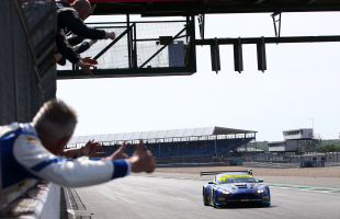 Momentum is certainly of the side of TF Sport who ran both Aston Martin Vantage GT3s towards the sharp end of the field in the British GT Championship on Sunday in the Silverstone 500.