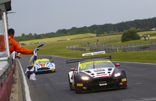 TF Sport carry British GT winning form on to Silverstone