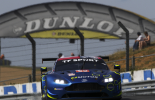 The 24 Hours of Le Mans beckons again for TF Sport
