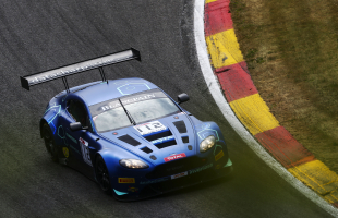 AMR #11 SRO test day at Spa