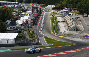 Oman Racing with TF Sport confident heading to the 24 Hours of Spa