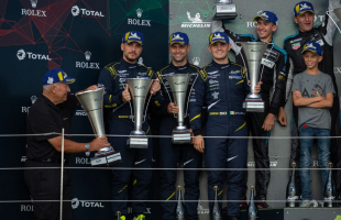 TF Sport shine at WEC Silverstone with runner-up position