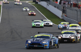 TF Sport show winning pace again and take the British GT teams' championship