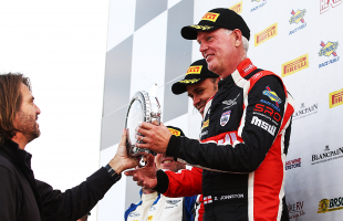 2016 British GT Champion Derek Johnston calls time on racing career