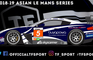 Red River Sport by TF Sport opens a new racing chapter with 2018-19 Asian Le Mans Series entry