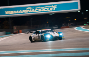 Oman Racing with TF Sport shine on Aston Martin Vantage GT3 debut in Gulf 12H