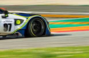 Flick Haigh, Tom Gamble team up with TF Sport for Road to Le Mans