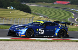 TF Sport aims for double British GT driver crown