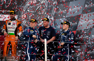 Make that 5! Blancpain GT Endurance Cup drivers' and teams' championship wins for TF Sport