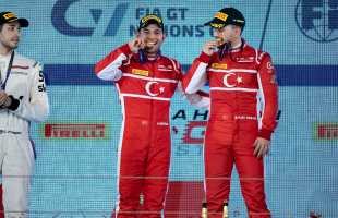 New venture for Team Turkey TF Sport in FIA Motorsport Games GT Cup