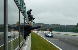 Oman Racing with TF Sport head to Barcelona aiming for Blancpain GT Series title success