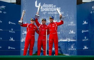 Title leaders! A superb second FIA World Endurance Championship victory for TF Sport in Shanghai