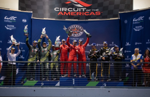 TF Sport take sensational WEC victory at COTA