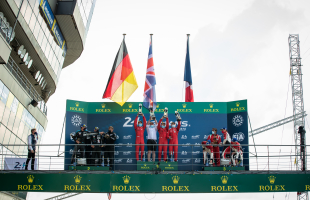 TF Sport claim Le Mans victory