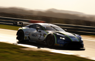 Oman Racing with TF Sport Vantage GT3