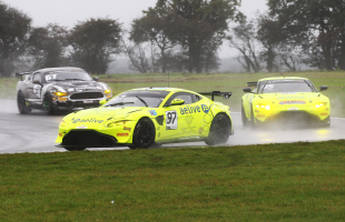 TF Sport's GT4 Snetterton success
