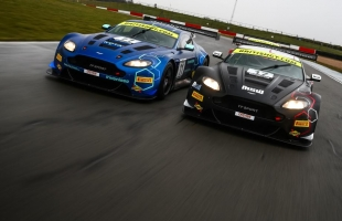 TF SPORT CHASING OULTON VICTORY AS NEW BRITISH GT SEASON GOES GREEN