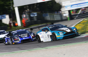 Oman Racing with TF Sport seek gains as Blancpain GT heads to Silverstone