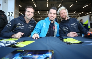 TF Sport retains ELMS title lead despite tough challenge at Spa