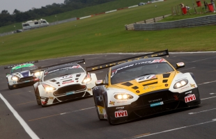 TF Sport to conclude British GT campaign on a high in the East Midlands
