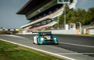 Difficult end to fantastic Blancpain Endurance campaign for TF Sport