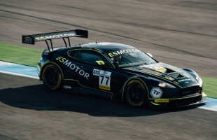 TF Sport looking to build on recent success in Barcelona GT Open finale