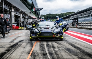 TF looking strong at the Red Bull Ring