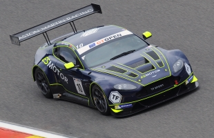 TF Sport to further experience in Blancpain season finale