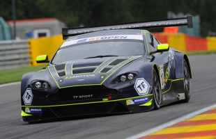 TF Sport set for International GT Open return at Monza and Catalunya