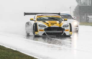 Trio of GT Cup podiums at Snetterton well received by TF Sport