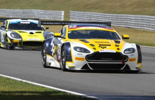 GT Cup title within Paul Bailey and Andy Schulz's reach at Donington Park