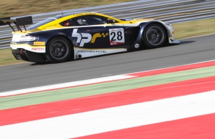 Podiums the objective for championship leading TF Sport on GT Cup Brands Hatch return
