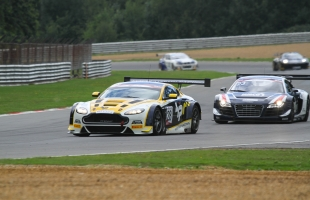 TF Sport extends GT Cup points advantage with victory 'down the Hatch'