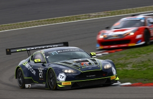Lessons learned by TF Sport on Blancpain Nürburging debut