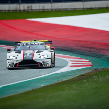 GTE at Red Bull Ring