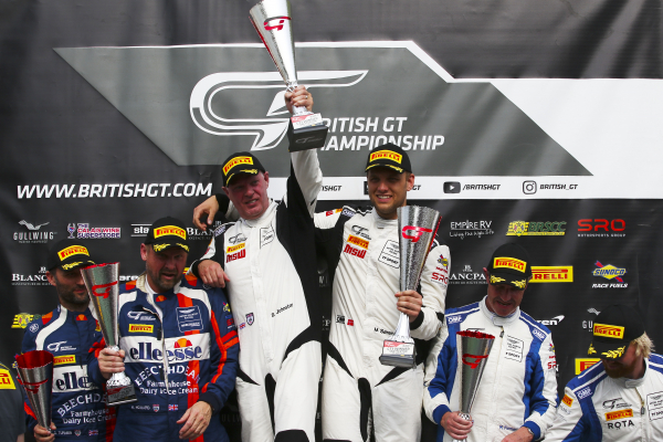 Double British GT victory for TF Sport at Snetterton!