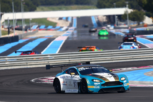 AMR #97 qualifying at the Paul Ricard 1000km race