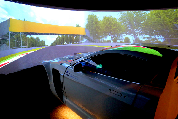 Win an hour at Base Performance Simulators with Jonny Adam