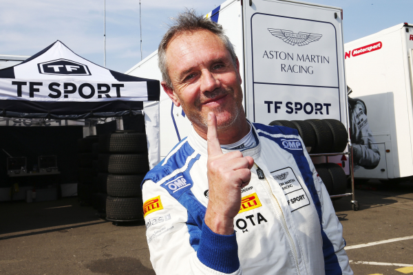 Mark Farmer returns to the British GT Championship with TF Sport for 2019 title challenge