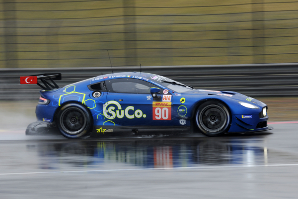 Hard-charging TF Sport left disappointed at rain hit WEC Shanghai round