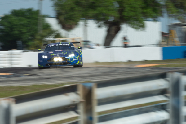 TF Sport left wanting for more at the FIA WEC 1000 Miles of Sebring
