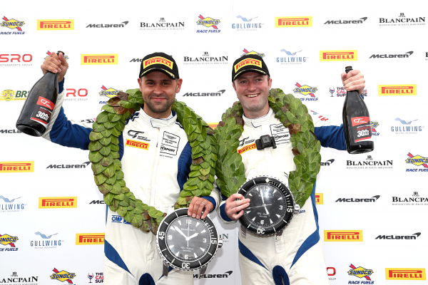 2019 British GT overall champions