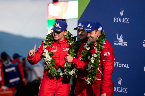 Dominant at Fuji, TF Sport take first FIA World Endurance Championship victory!