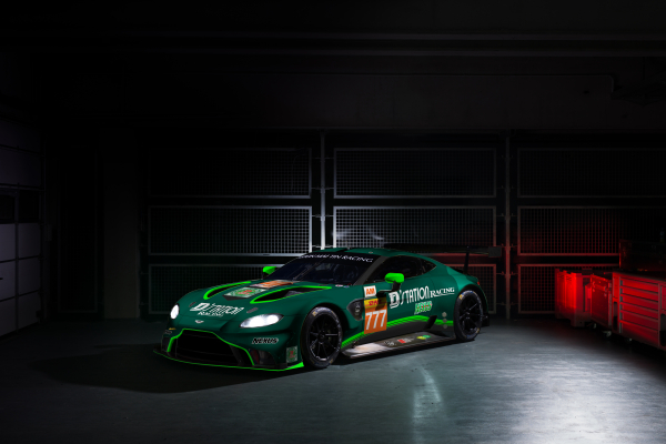 D'STATION RACING MAKES FIA WEC DEBUT WITH TF SPORT