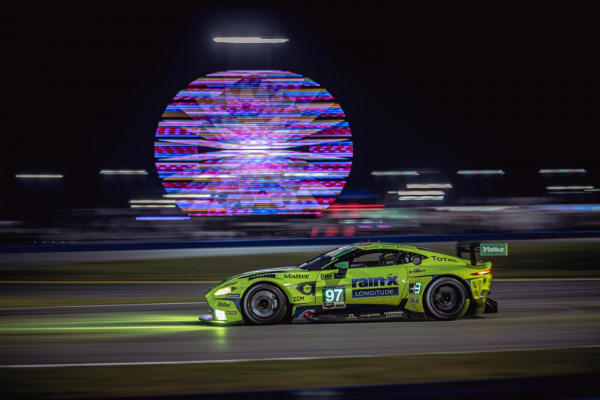 TF SPORT SCORES SOLID FINISH AT ROLEX 24 HOURS OF DAYTONA DEBUT