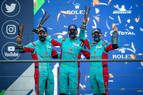 WEC PODIUM SUCCESS FOR TF SPORT AT SPA